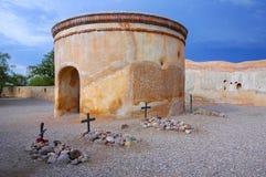 Begraafplaats in de Opdracht van het Zuidwesten. royalty-vrije stock foto's