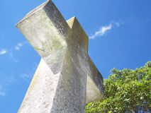 Begraafplaats DwarsSandgate Royalty-vrije Stock Foto's