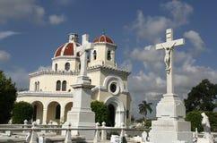 Begraafplaats in Havana Stock Afbeeldingen