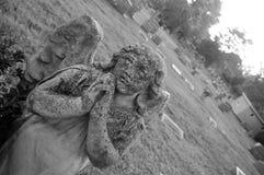 Begraafplaats in Virginia Stock Afbeelding
