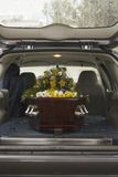 Begrafenis 07 Stock Fotografie
