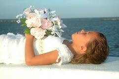 Begrafenis royalty-vrije stock foto's