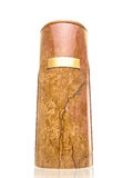 Begrafenis marmeren urn 3D mening Royalty-vrije Stock Afbeelding