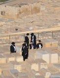 Begravnings- ceremoni Arkivfoto
