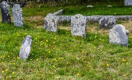 Begravt i århundradet för th 18 royaltyfria bilder