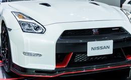 Begrenzte Verfügbarkeit 2016 Nissans GT-r NISMO Lizenzfreie Stockfotografie