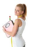 Begrepp av den sunda livsstilen. Fotografering för Bildbyråer