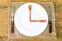 Begrepp av diet-näring, sund livsstil, vegetarisk meny arkivbild