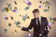 Tjäna pengar Fotografering för Bildbyråer