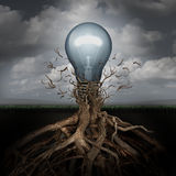 Begrepp av kreativitet royaltyfri illustrationer