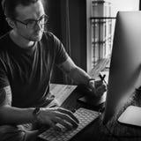 Begrepp för Affär Samtida Företag strategifirma fotografering för bildbyråer