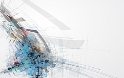 Begrepp för affär & utveckling för ny teknik företags Royaltyfria Foton