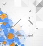Begrepp för affär & utveckling för ny teknik företags stock illustrationer
