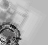 Begrepp för affär & utveckling för ny teknik företags Arkivbild