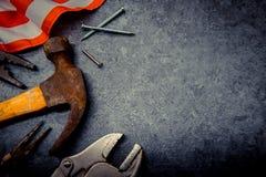 Begrepp för arbets- dag Royaltyfri Fotografi