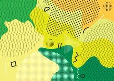 Begrepp för design för barnlekplatsbaner royaltyfri illustrationer