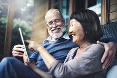 Begrepp för förälskelse för samhörighetskänsla för parförhållande två romanskt Fotografering för Bildbyråer