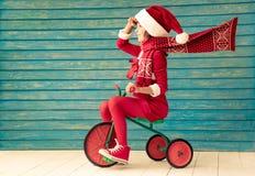 Begrepp för ferie för julXmas-vinter Royaltyfri Fotografi