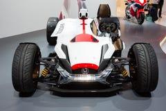 Begrepp 2015 för Honda projekt 2&4 Royaltyfria Bilder