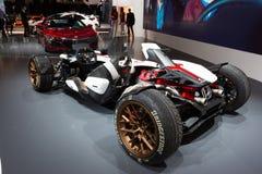 Begrepp 2015 för Honda projekt 2&4 Royaltyfri Bild