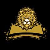 Begrepp för logo för maskotdobbelesport stock illustrationer