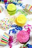 Begrepp för lycklig födelsedag med kopieringsutrymme royaltyfria foton