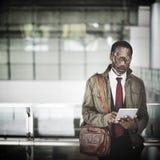 Begrepp för nätverkande för lopp för afrikansk nedstigning socialt royaltyfri fotografi
