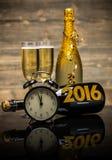 Begrepp för nytt år 2016 Arkivfoto