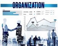 Begrepp för organisation för affär för strategi för marknadsföringsplanläggning royaltyfria foton