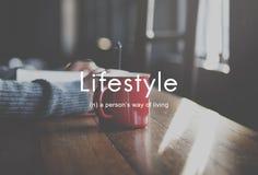 Begrepp för passion för intressen för livsstillivsföringhobbyer arkivbild