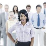 Begrepp för samhörighetskänsla för teamwork för affärsfolk företags royaltyfri fotografi