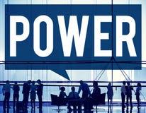 Begrepp för talang för sakkunskap för maktkapacitetsexpertis arkivfoton