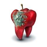 Begrepp för tand- medicin Fotografering för Bildbyråer