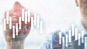 Begrepp för teknologi för internet för skydd för data för Cybersecurity informationsavskildhet royaltyfri illustrationer