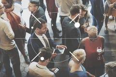 Begrepp för vision för mål för mål för fokusklarhetskoncentrat royaltyfri bild
