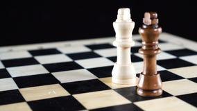 Begrepp f?r schackbr?delek av aff?rsid?- och konkurrens- och strategiid?begreppet stock video