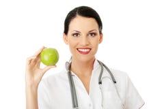 begrepp som äter sund livsstil arkivbild