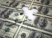 begreppet investerar pengar Royaltyfria Foton