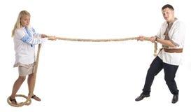 Begreppsavsnitt av egenskapen efter skilsmässa Arkivfoto