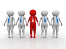 Begreppsbild som föreställer nätverket, nätverkande, anslutning, sociala nätverk, kommunikationer, ledare, ledarskapbegrepp rende vektor illustrationer