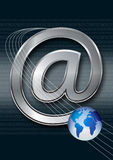 begreppse-postinternet vektor illustrationer