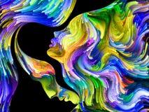 Begreppsmässig passion vektor illustrationer