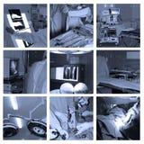 begreppssjukvårdläkarundersökning Arkivfoton