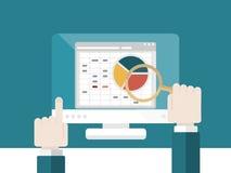 Begriffsbild mit Schlüsselwortwolke um SEO Zeichen Stockfotos