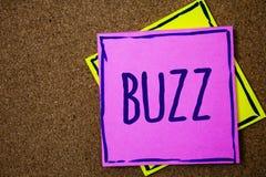 Begriffshandschrift, die Summen zeigt Geschäftsfototext Summen-Rauschen-Brummen sprudeln Ring Sibilation Whir Alarm Beep-Glockens Stockbild