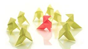 Begriffsillustration der Führung Lizenzfreie Stockfotos