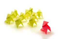 Begriffsillustration der Führung Lizenzfreie Stockbilder