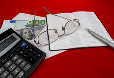 begroting Stock Afbeelding
