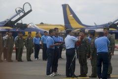 BEGROTING VAN DE DE VERHOGINGSdefensie VAN INDONESIË DE SNELSTE Royalty-vrije Stock Afbeelding