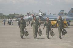 BEGROTING VAN DE DE VERHOGINGSdefensie VAN INDONESIË DE SNELSTE Stock Fotografie
